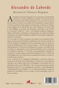 Alexandre de Laborde - 4e