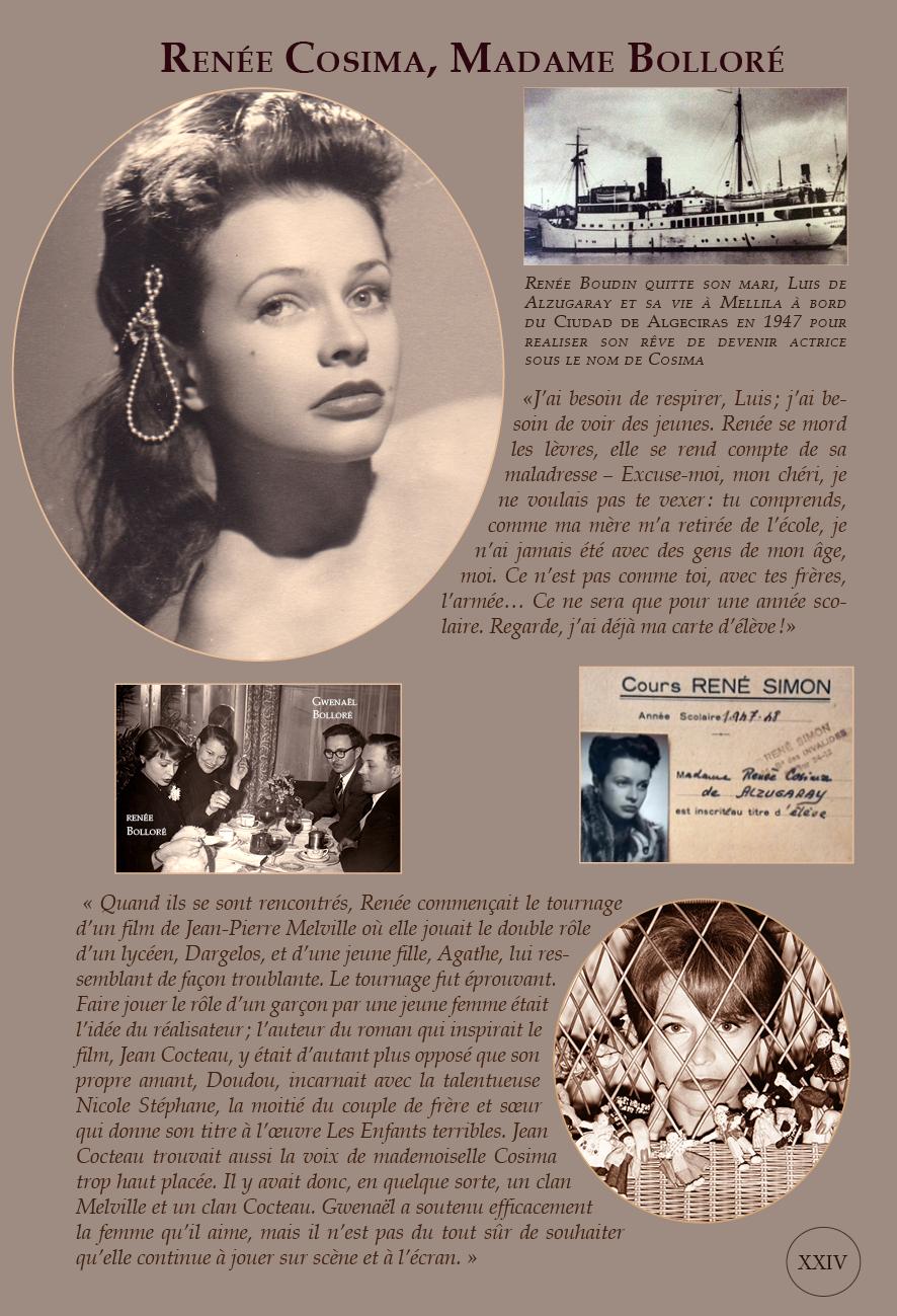 extrait du Cahier Photo page XXIV